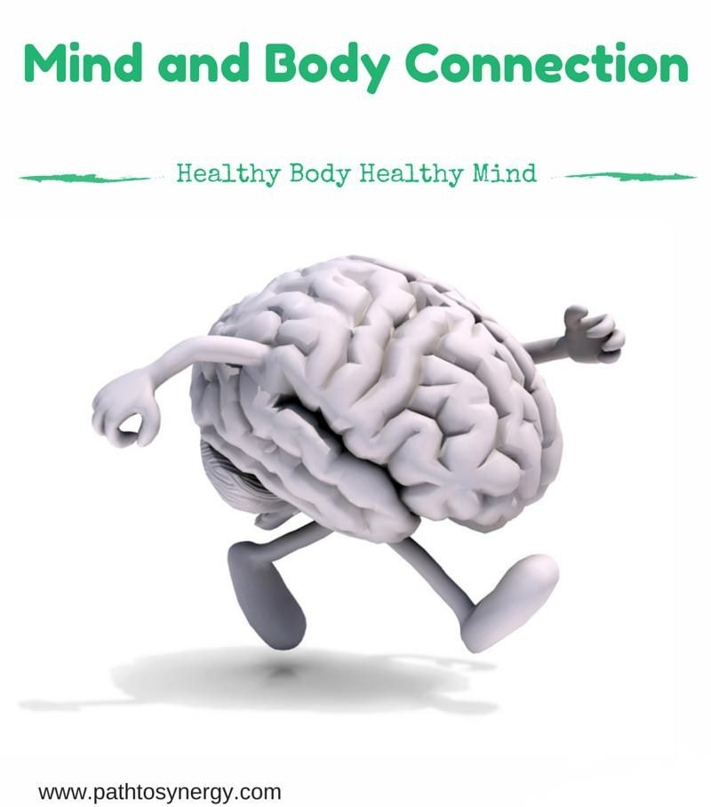 Body Mind Connection Healthy Body Healthy Mind