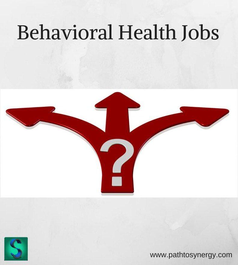 Behavioral Health Jobs