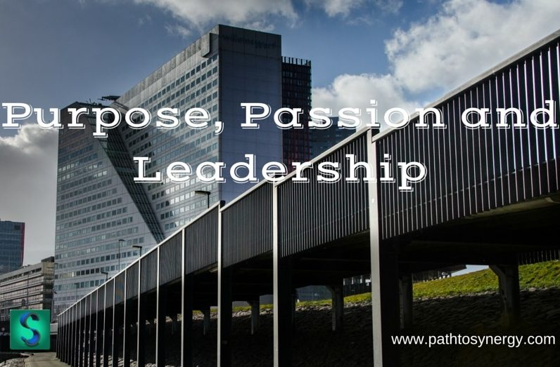 Purpose Passion and Leadership