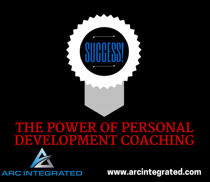 The Power of Personal Development Coaching - Arc Integrated