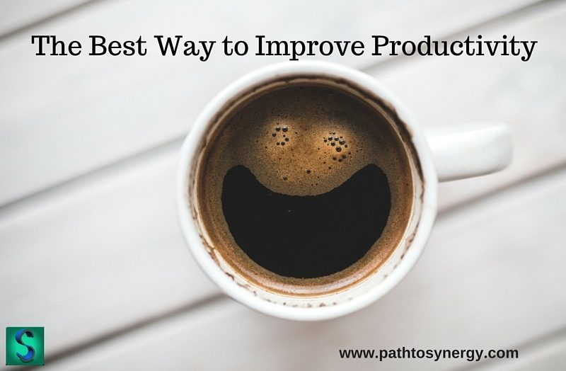 The Best Way to Improve Productivity