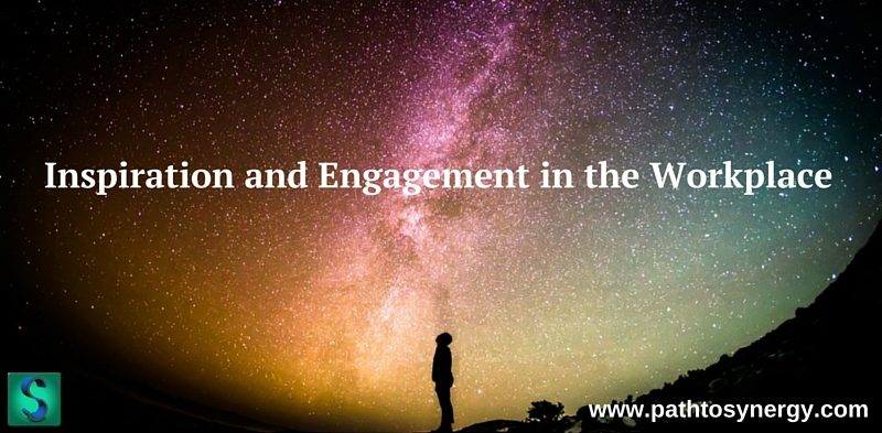 Inspiration and Engagement in the Workplace