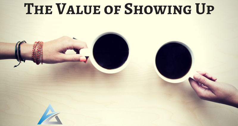 The Value of Showing Up - Arc Integrated