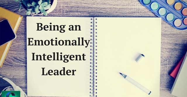 Being an Emotionally Intelligent Leader