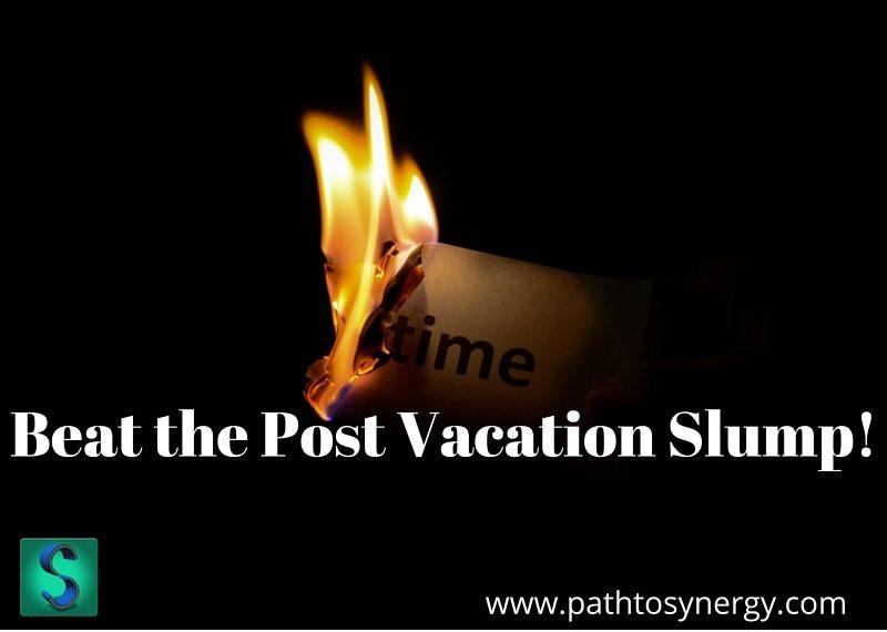 Beat The Post Vacation Slump Arc Integrated
