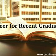 Career for Recent Graduates
