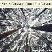 Maintain Change Through Coaching