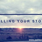 Telling Your Story