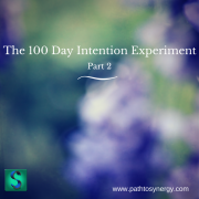 The 100 Day Intention Experiment Part 2