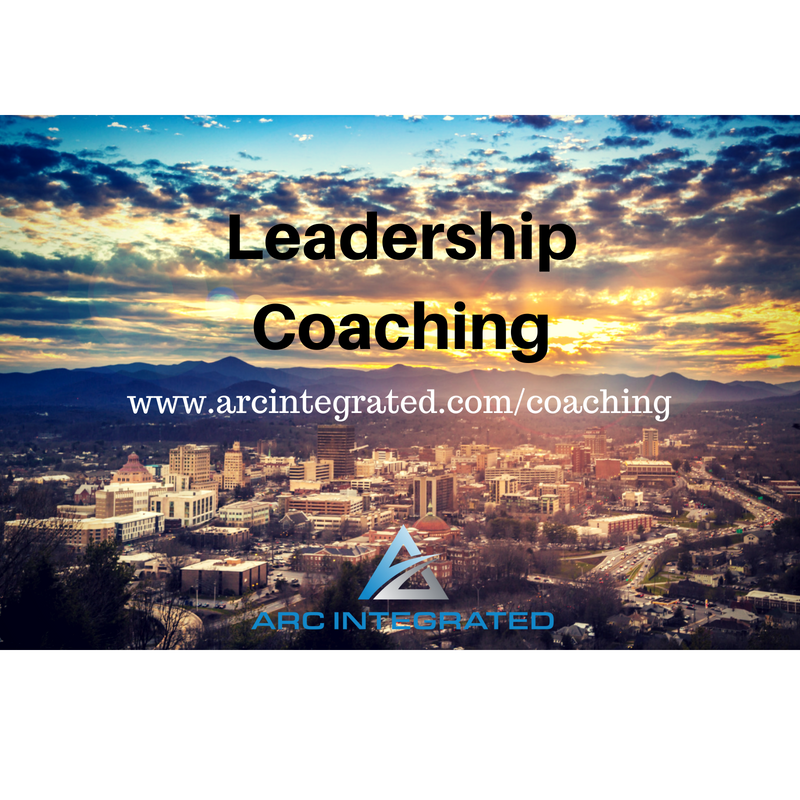 Leadership Coaching - Arc Integrated