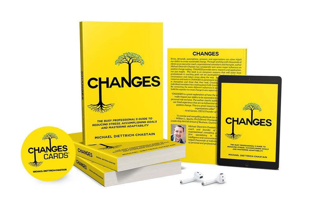 Changes Book and Cards resource pack