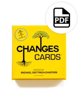 Changes cards activities