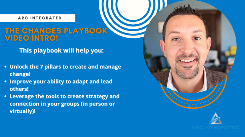 The Changes Playbook - Free opt in